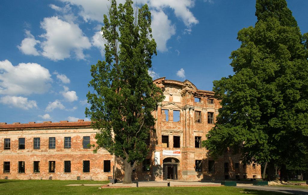 Dahme Schlossruine