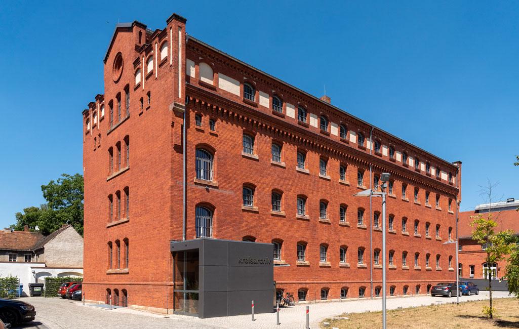 Ehemaiges Gefängnis (Kreisarchiv)