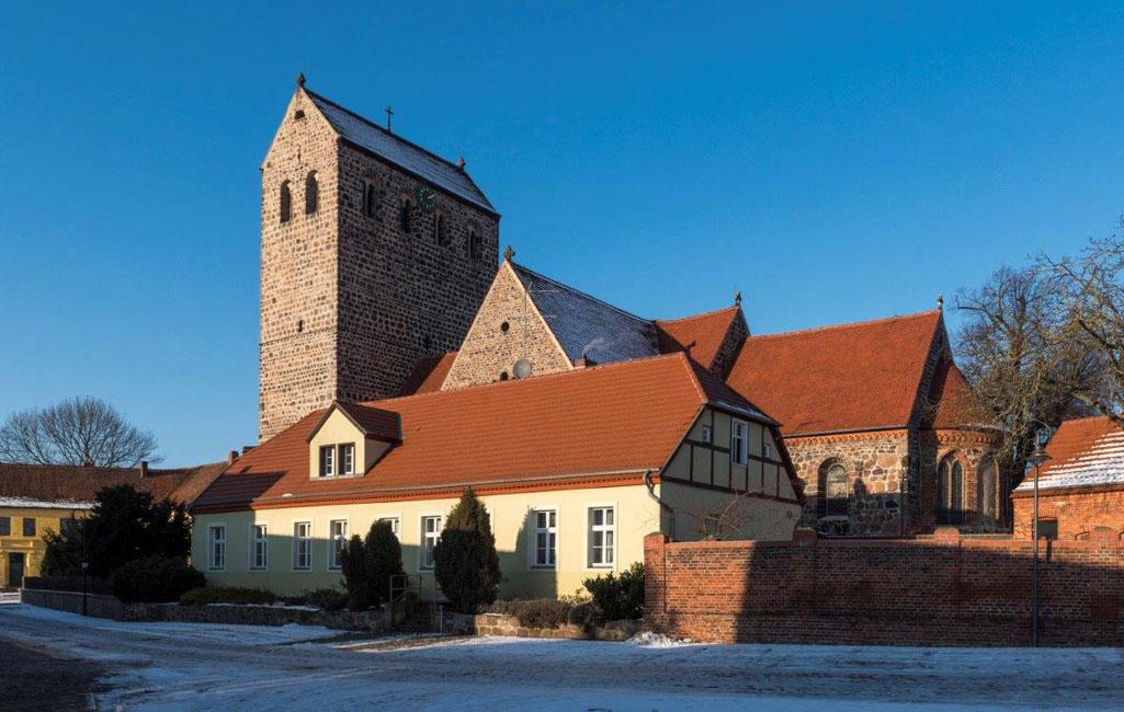 Ziesar Stadtpfarrkirche St. Crucis
