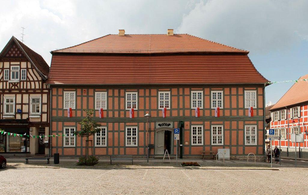 Wusterhausen Wegemuseum