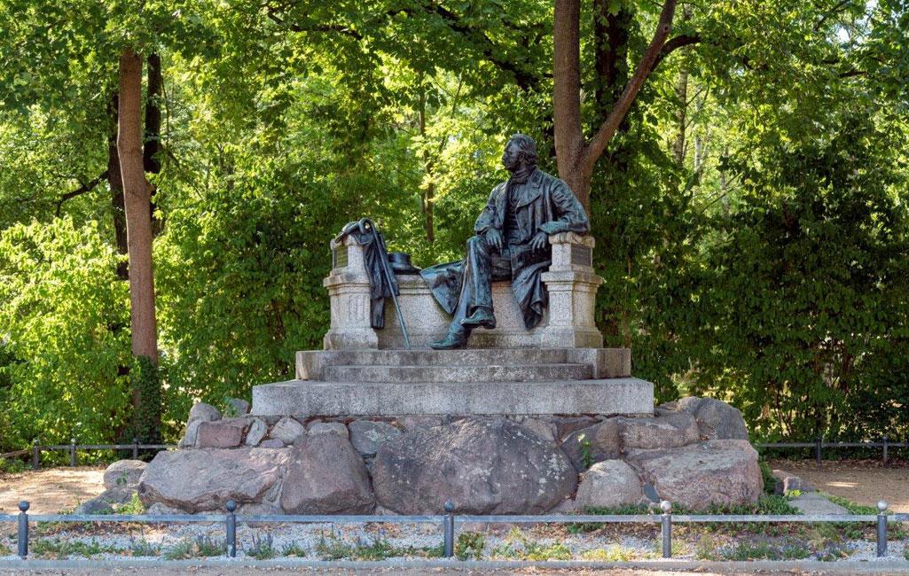 Fontane Denkmal