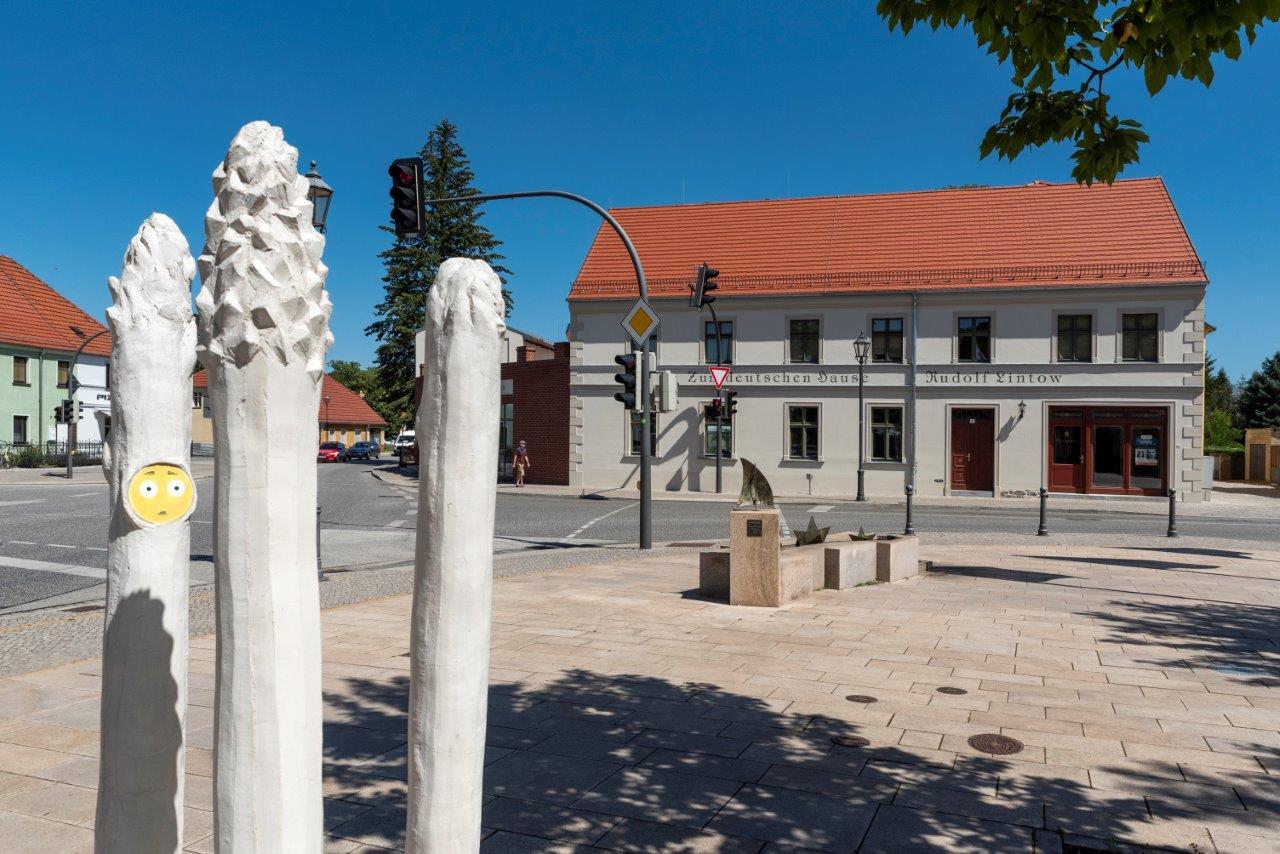 Beelitz Deutsches Haus