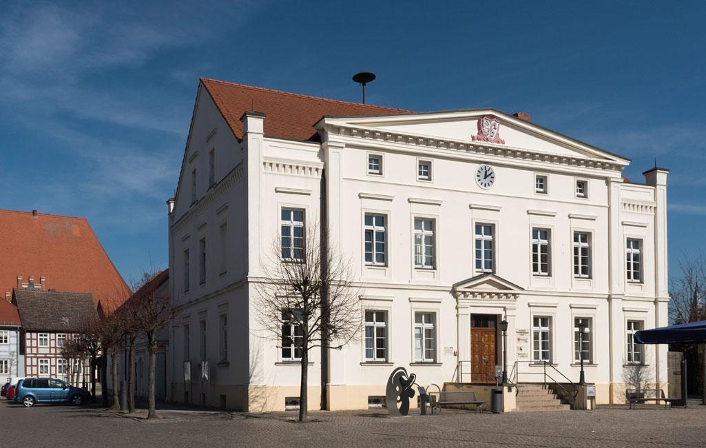 Wusterhausen Rathaus