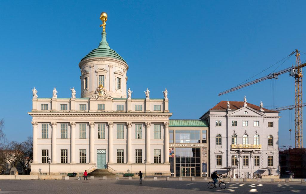 Altes Rathaus, Potsdam Museum