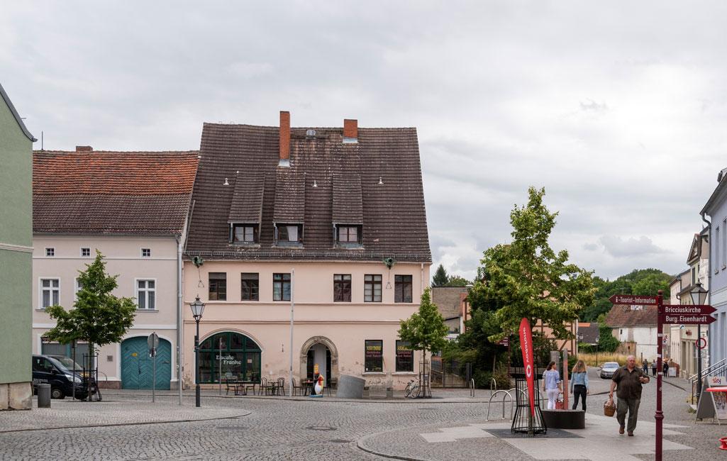 Bad Belzig Haus Weichmann