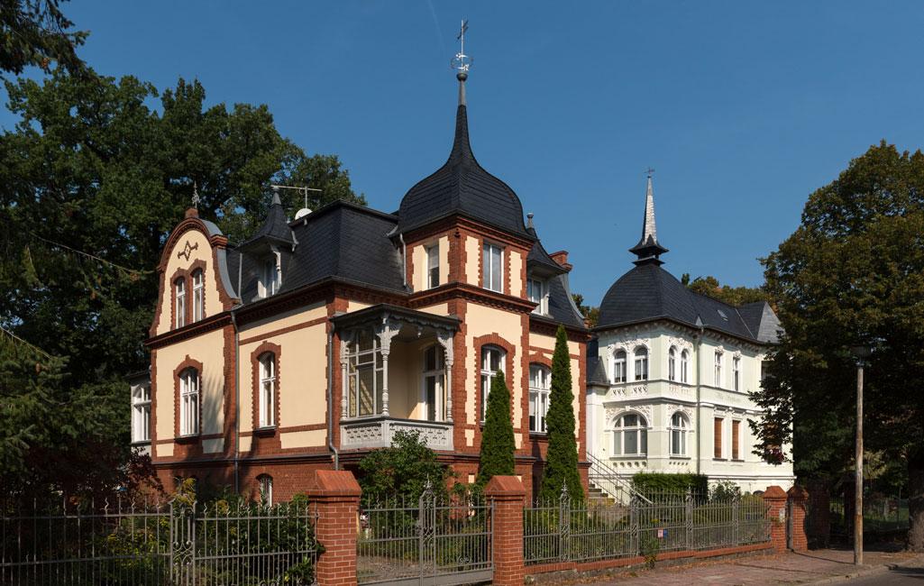 Bad Freienwalde Bürgerhäuser