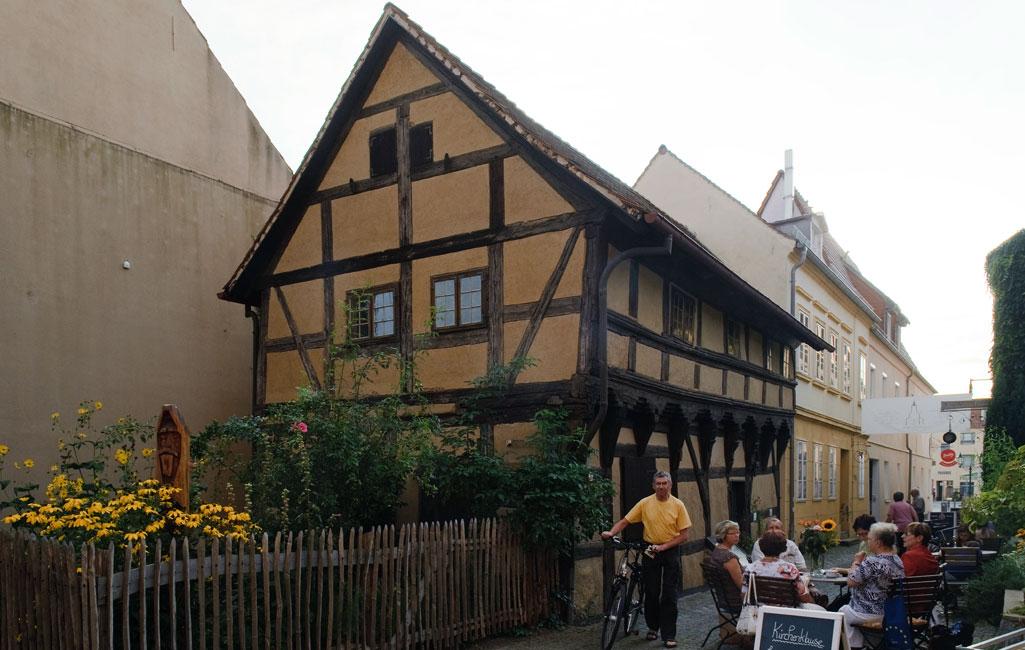 Beeskow, ältestes Haus