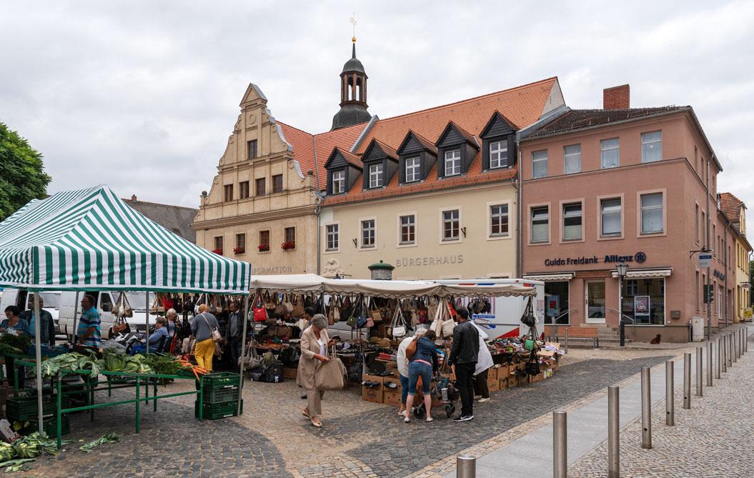 Bad Belzig Markt