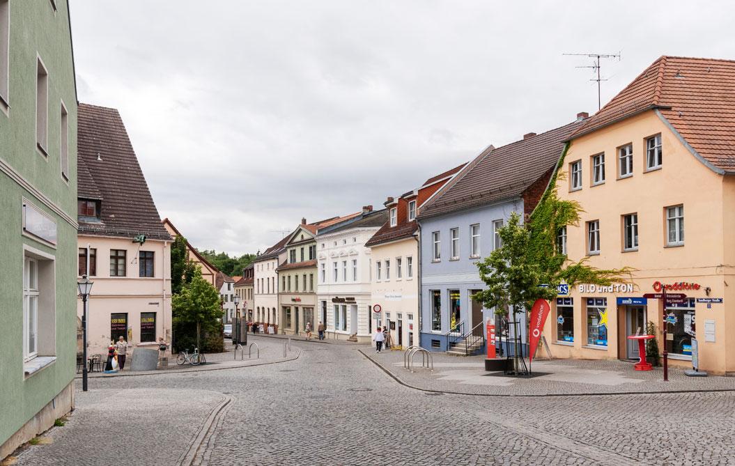 Bad Belzig Stadtkern