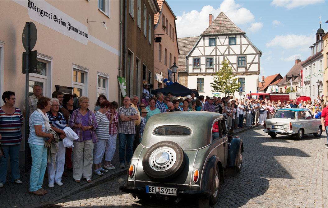 Bad Belzig Stadtfest