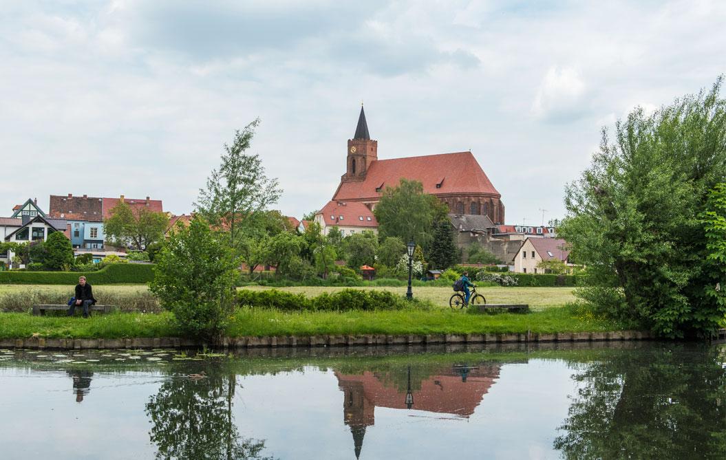 Beeskow Kirche