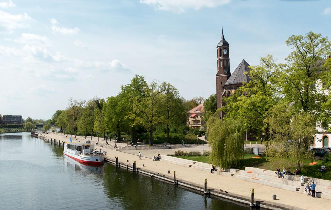 Brandenburg an der Havel Ufer