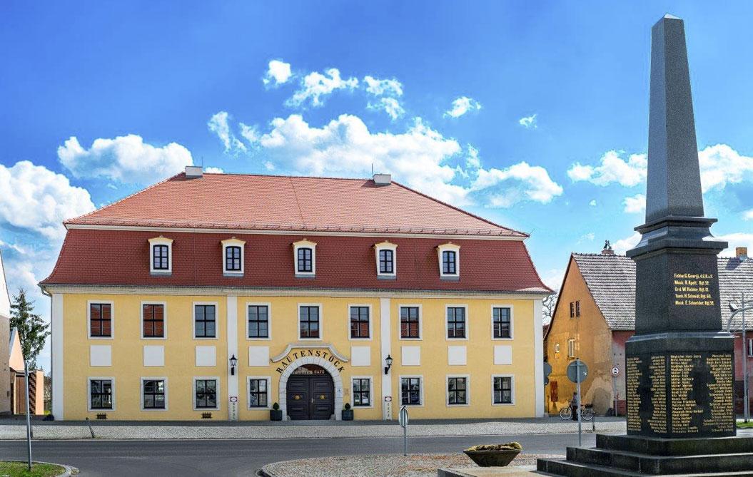 Doberlug-Kirchhain Rautenstock