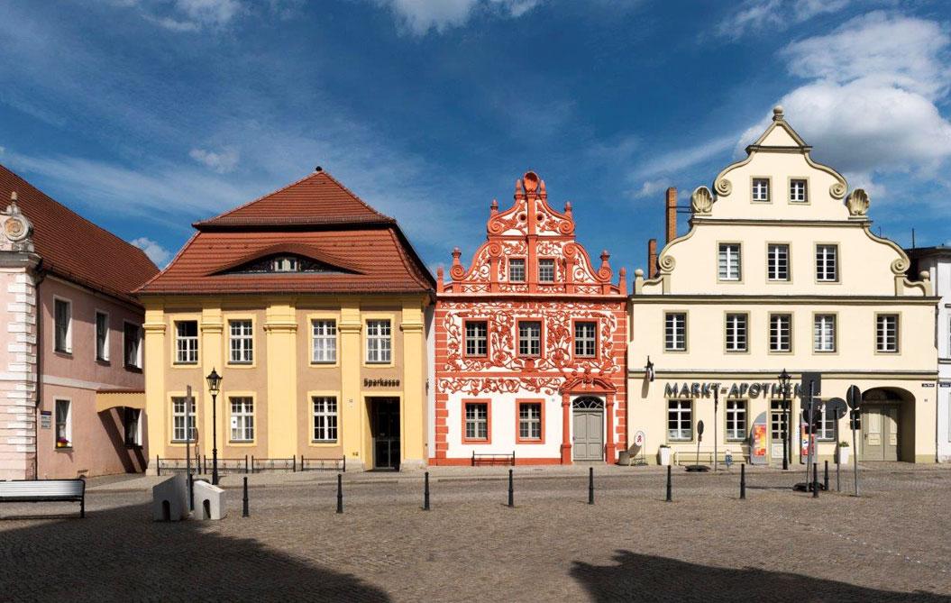 Luckau Markt