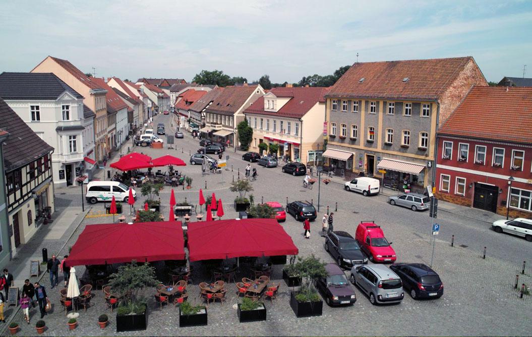 Lübbenau/Spreewald Markt