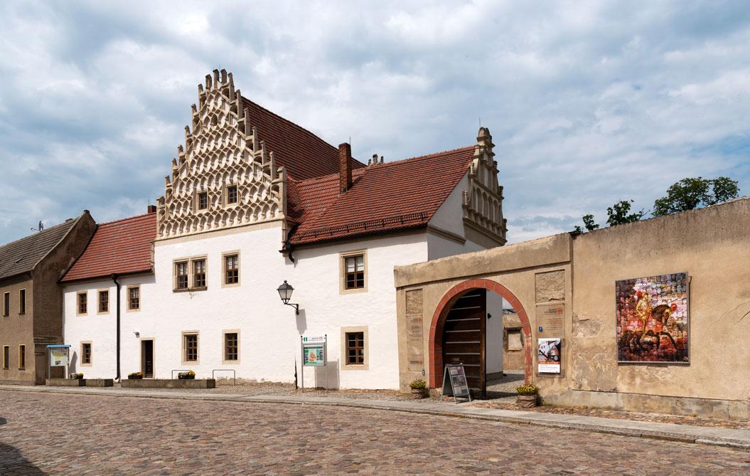 Mühlberg/Elbe Museum