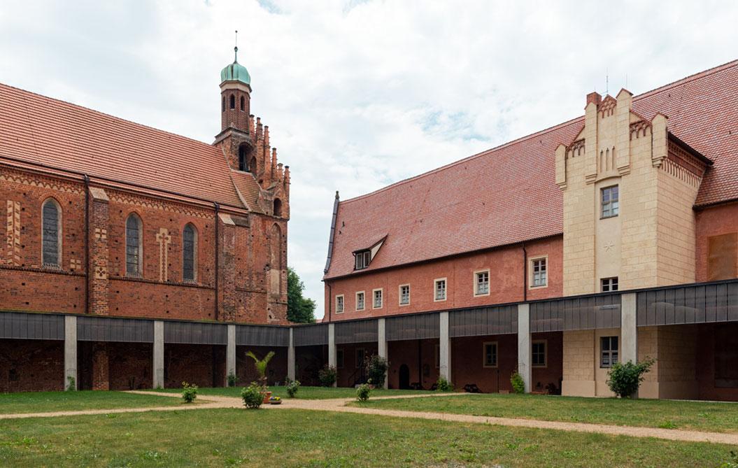 Mühlberg/Elbe Kloster