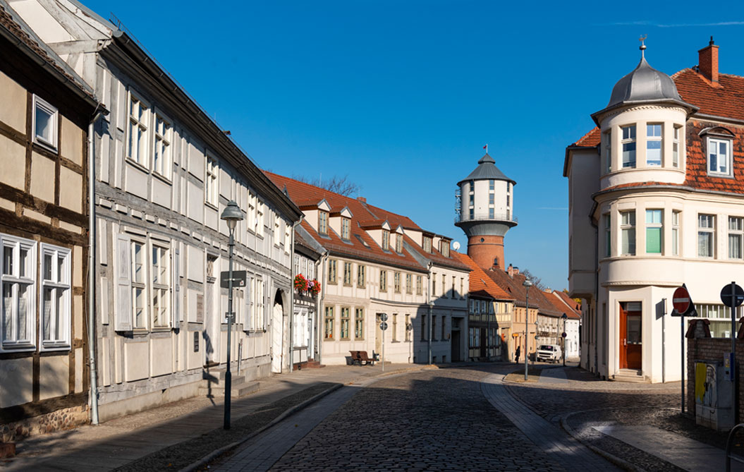Nauen Goethestraße