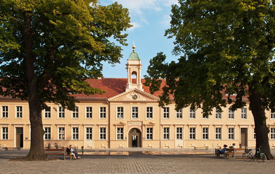 Neuruppin Altes Gymnasium