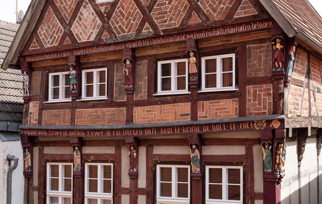 Perleberg Knaggenhaus