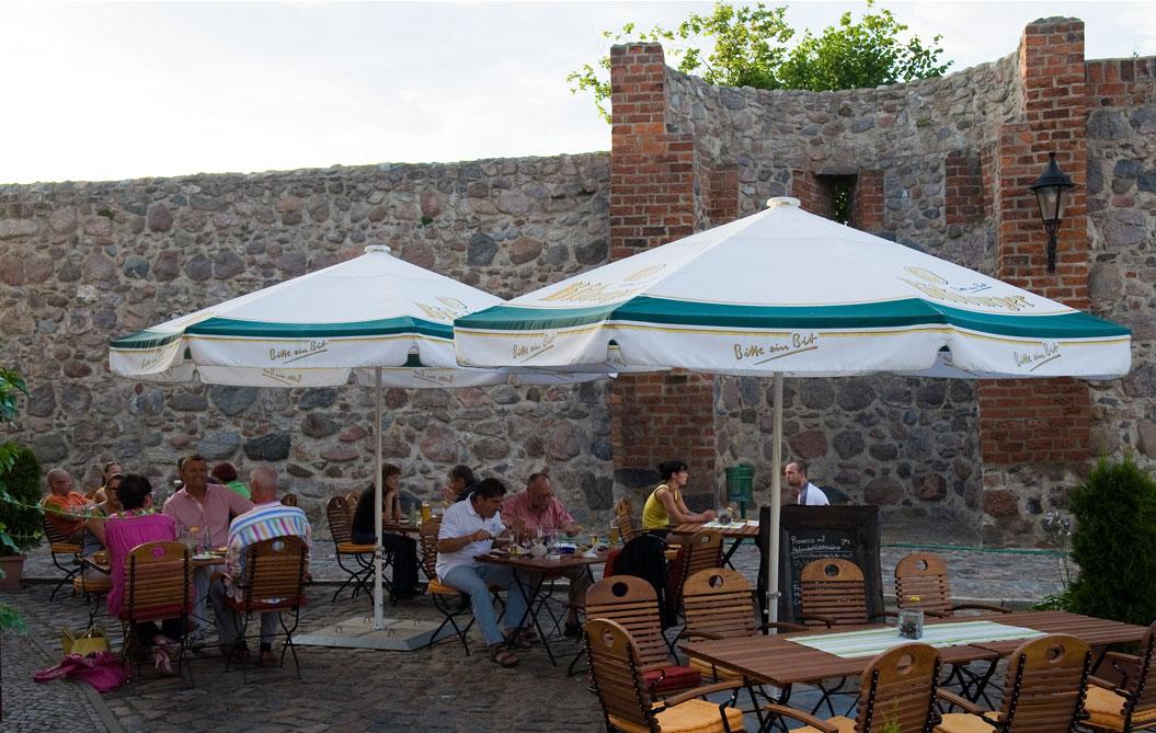 Templin Stadtmauer, Wikhaus