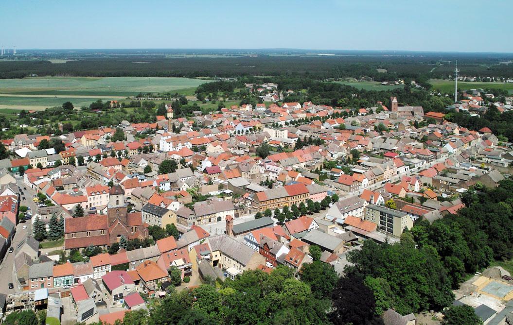 Treuenbrietzen Luftbild 2012