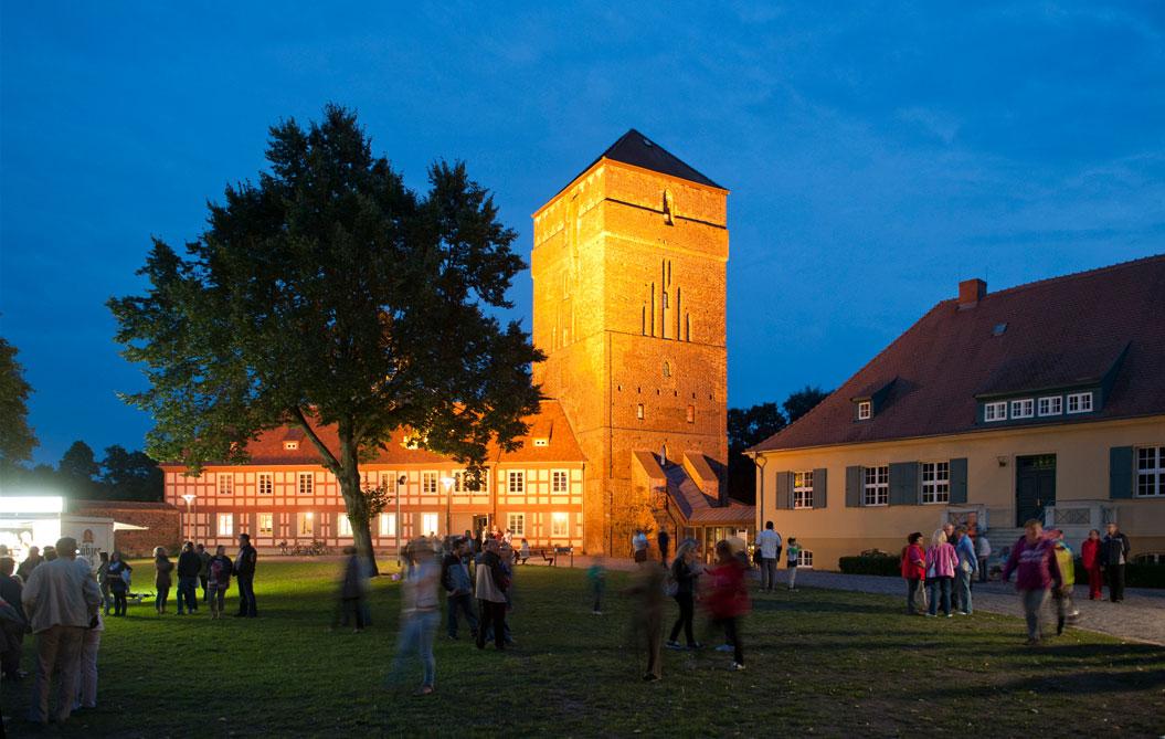 Wittstock/Dosse Burg