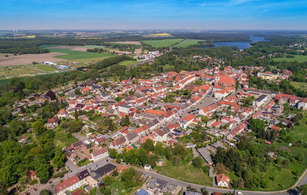 Wusterhausen/Dosse Luftbild 2017