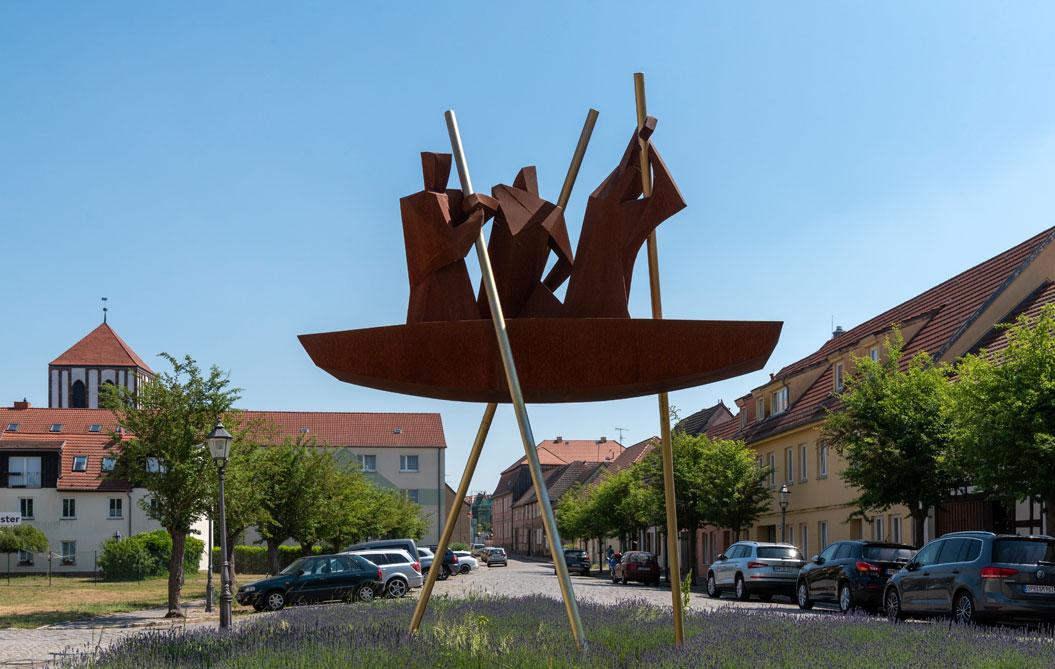 Wusterhausen/Dosse Schiffahrt