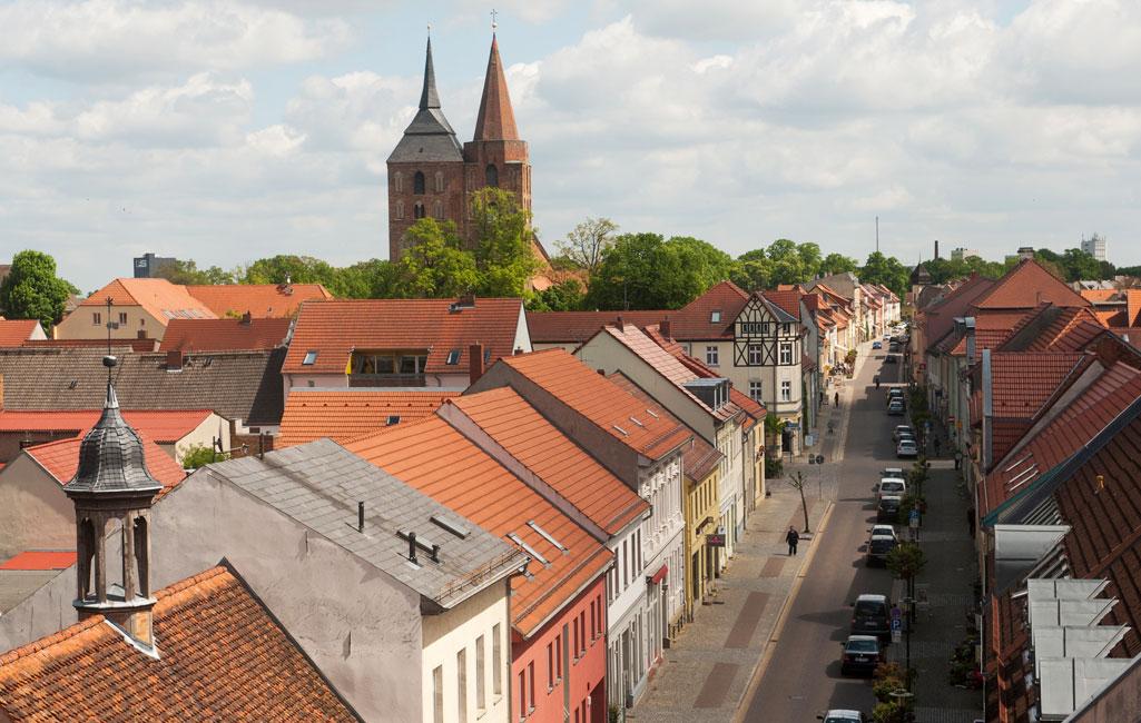 Energieeffiziente Stadtkerne