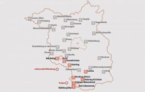Städte der Reformation