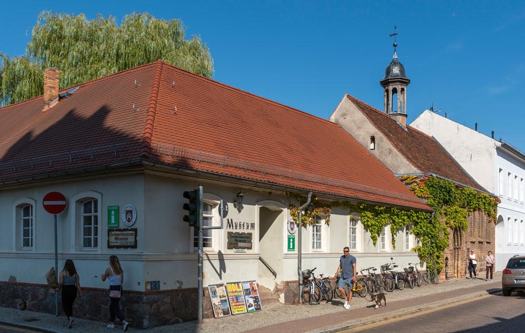 St. Spiritus Kapelle und Heimatmuseum