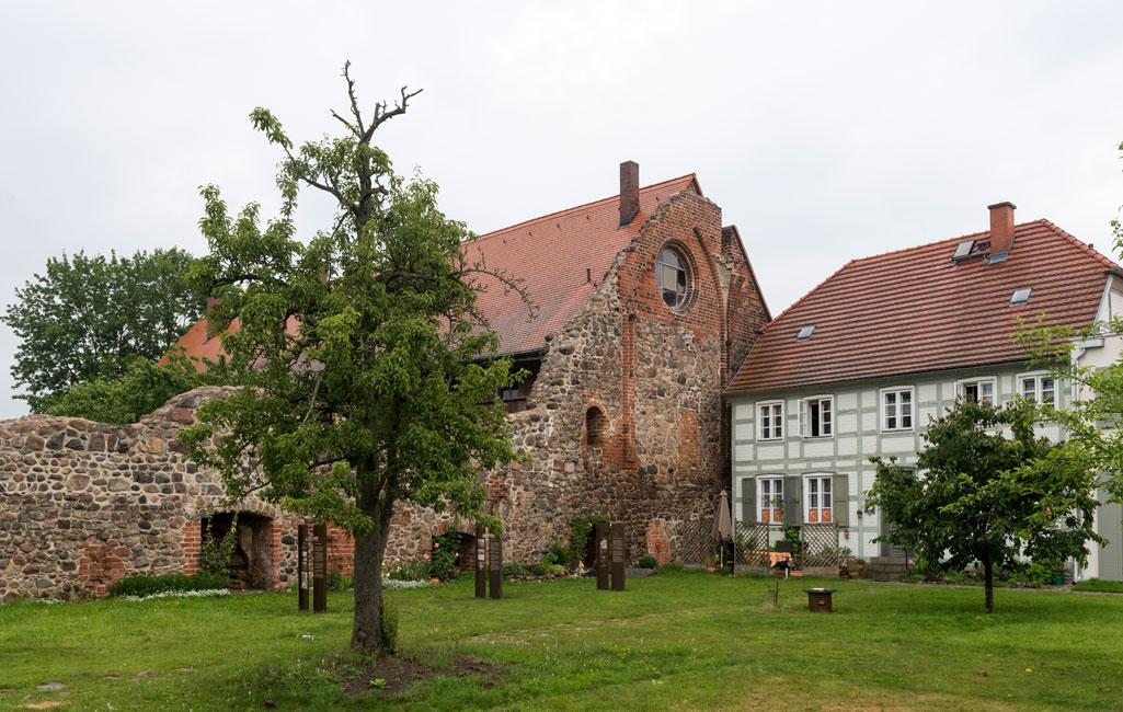 Ehemaliges Franziskanerkloster, Klosterviertel