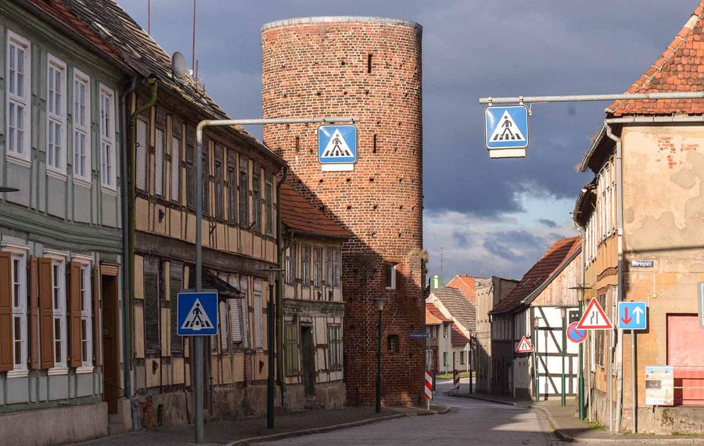 """Der """"Stumpfe Turm"""""""