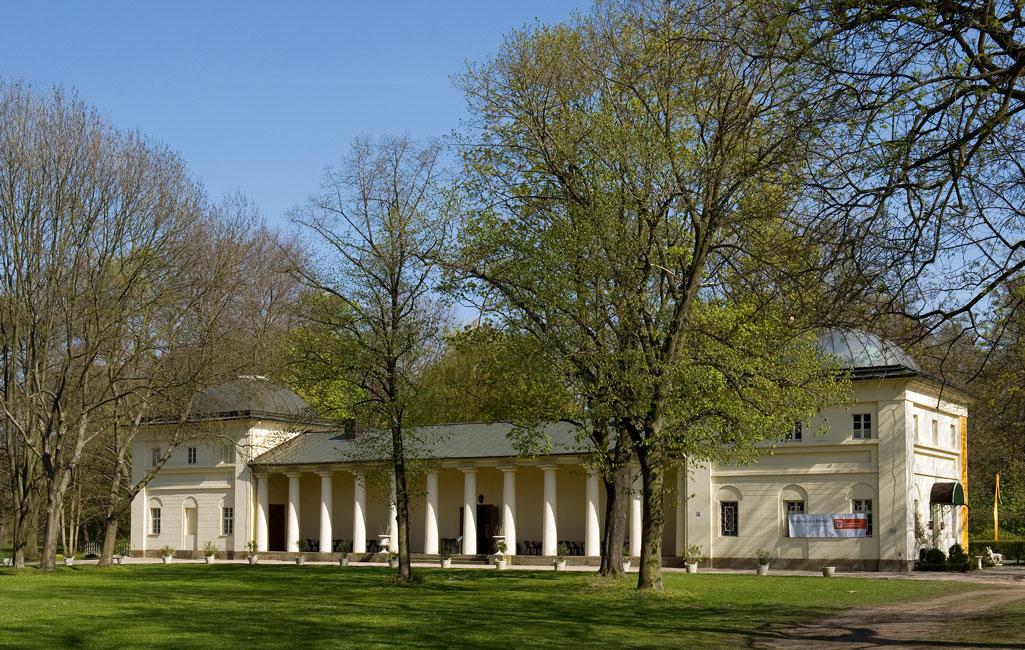 Orangerie im Schlosspark Lübbenau