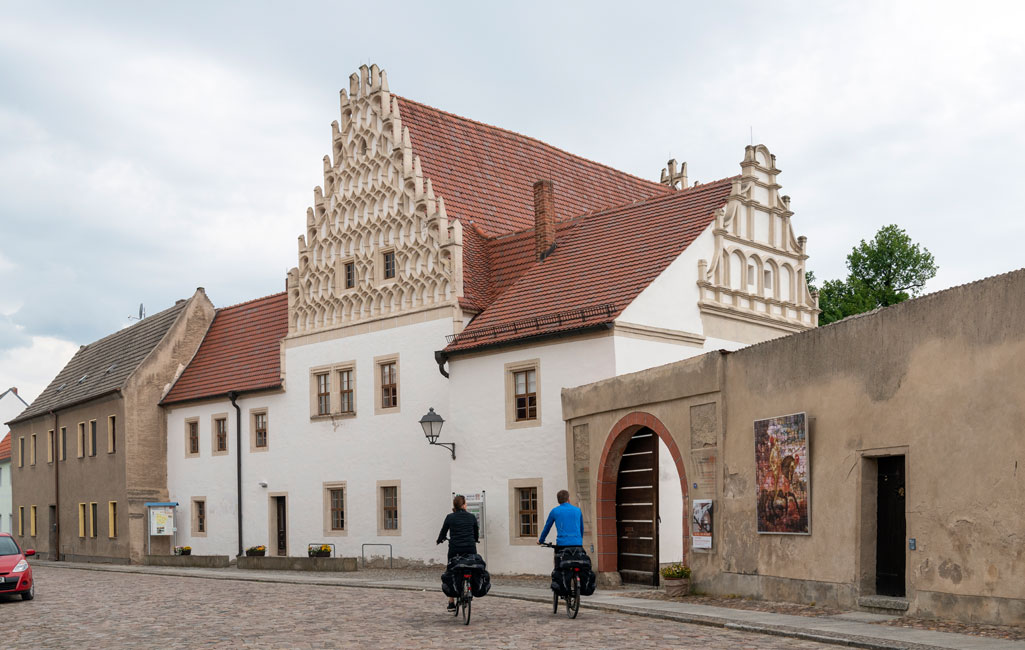 Neue Propstei/ Museum Mühlberg 1547