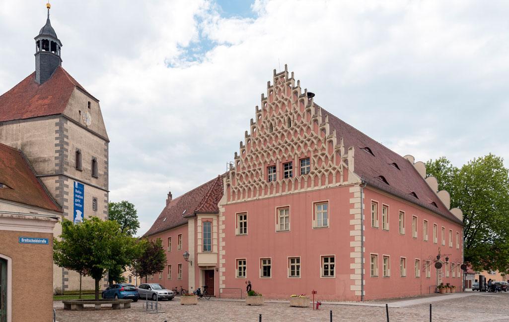 Rathaus am Neustdter Markt