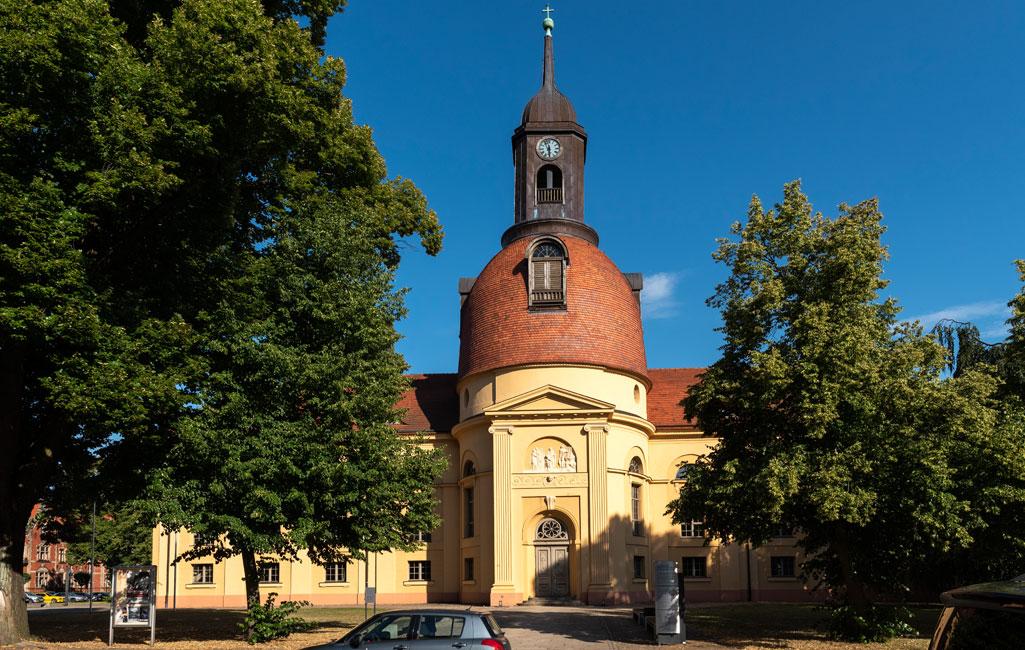 Pfarrkirche St. Marien (Kulturkirche)