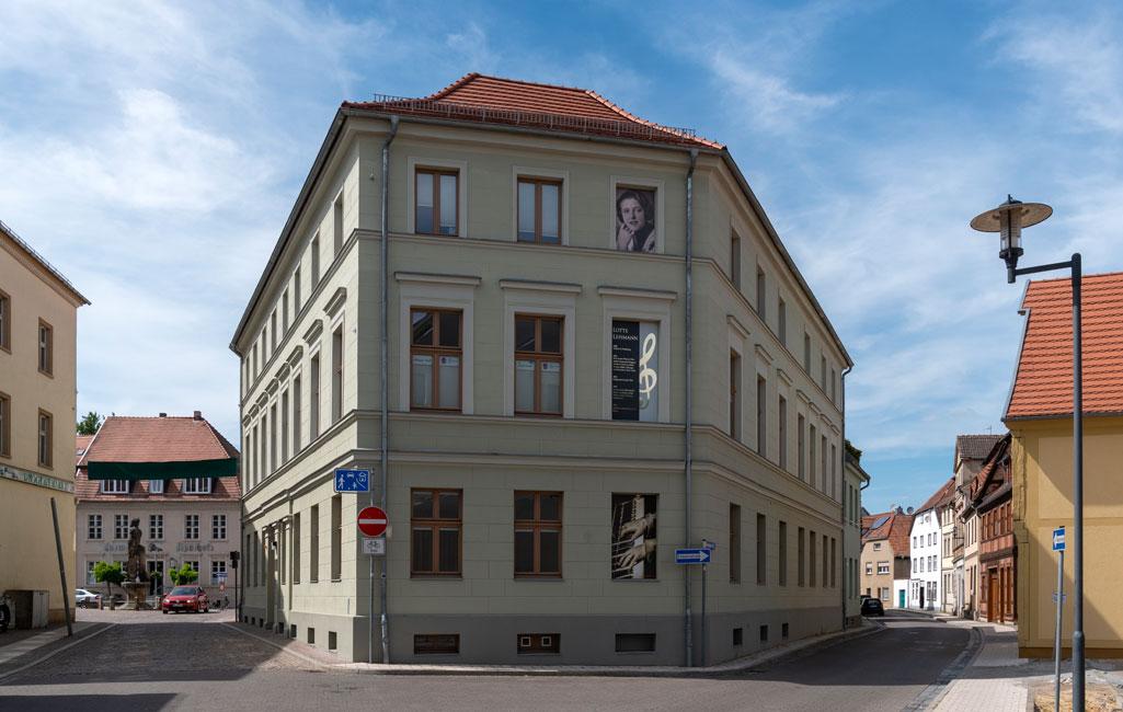 Lotte Lehmann Akademie (Stadtinformation), Großer Markt 12