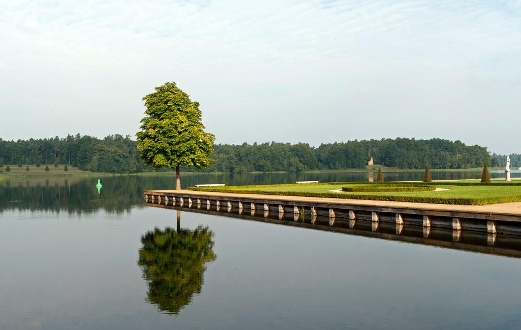 Schlosspark am Grienericksee