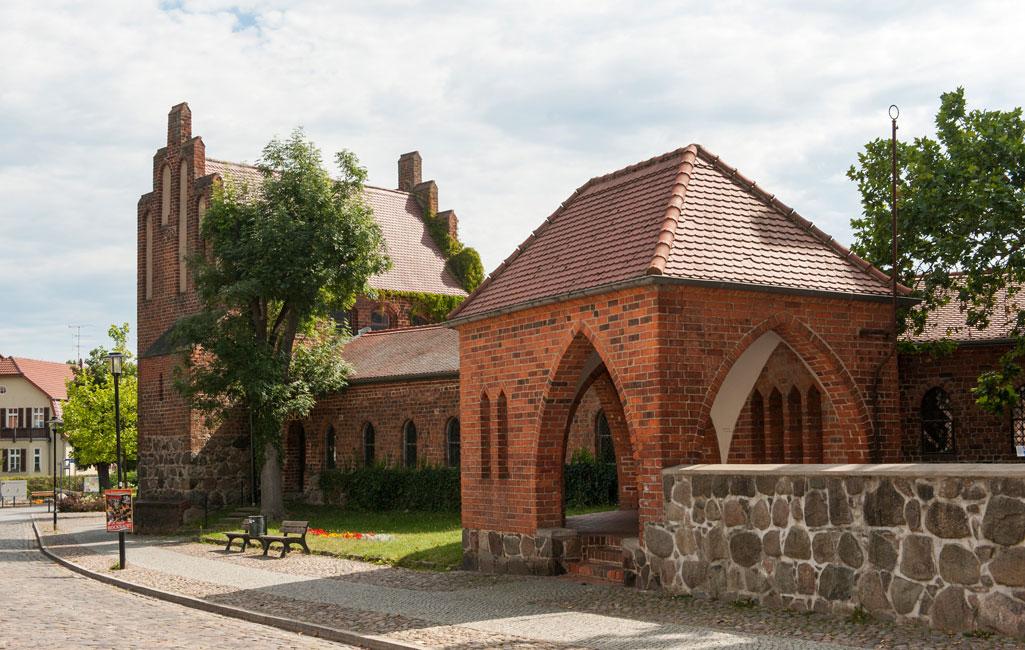 Prenzlauer Tor Museum