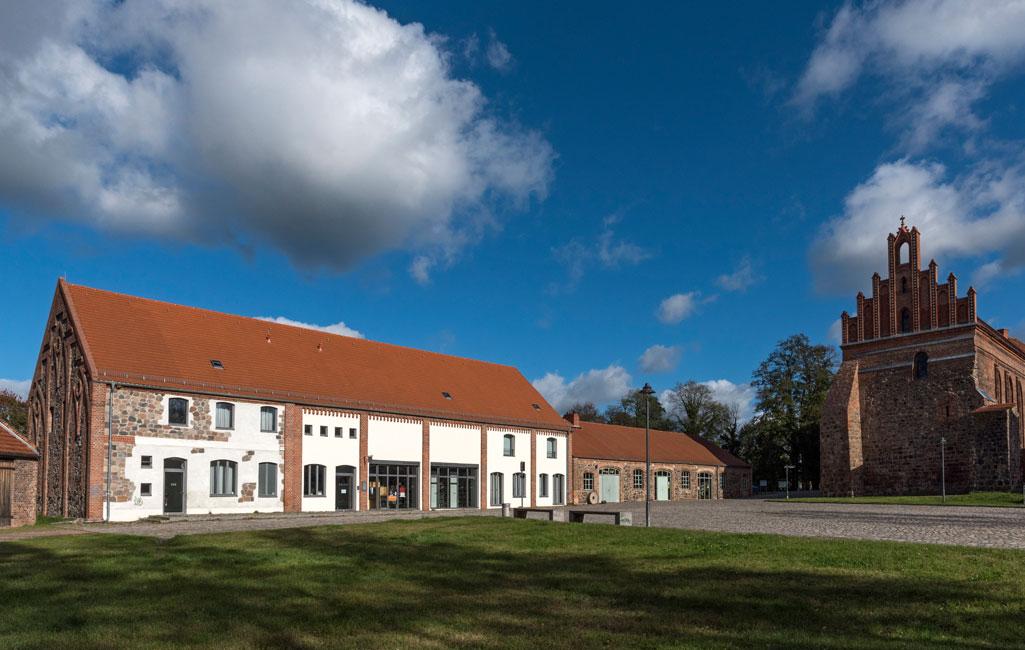 Bibliothek und Heimatmuseum Burg Ziesar