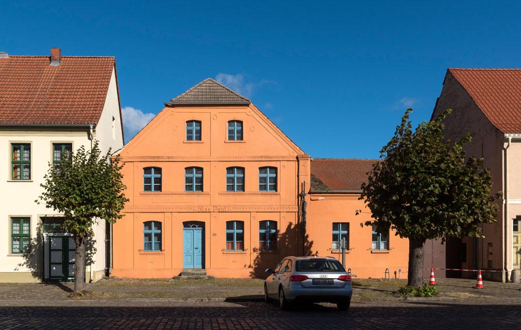 Fachwerkgebäude Breiter Weg 26
