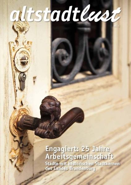 Titelseite Altstadtlust #5