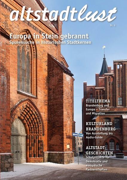 Titelseite Altstadtlust #6