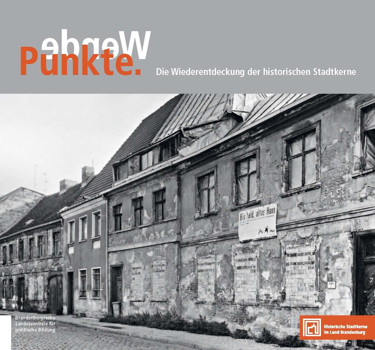 Titelbild Broschüre WendePunkte