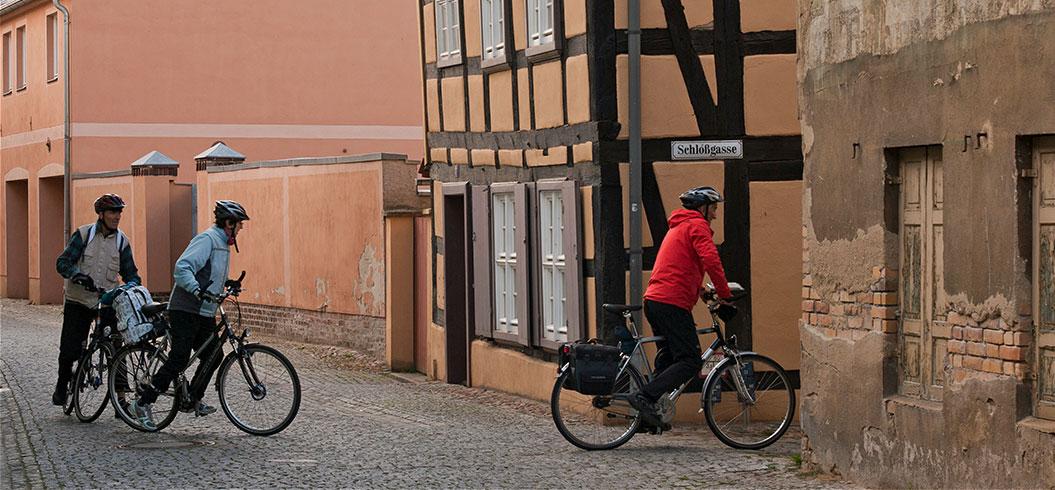 Radfahren in Dahme