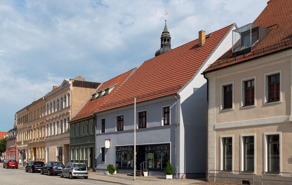 Herzberg, Wohnhaus Torgauer Straße 6