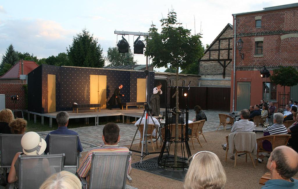 Sommertheater 2010