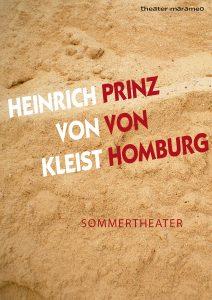 2011 Sommertheater Plakat